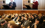 30 сентября 2017 г., г. Тбилиси, научно-практическая конференция «Диагностика и лечение ОРВИ»