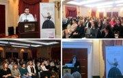 23.10.2017 г., Тбилиси, научно-практическая конференция «Практические рекомендации для гинекологов»